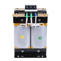 Buy cheap 110V / 200V Single Phase Transformer 10KVA Copper Or Aluminum Coil Materail from wholesalers