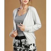 Buy cheap Knit female cardigan long sleeve in the spring and autumn v-neck from wholesalers
