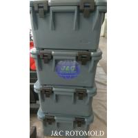 Buy cheap Insulated Rotational Molded Cooler Boxes For Keep Food Fresh Long Time OEM / ODM from wholesalers
