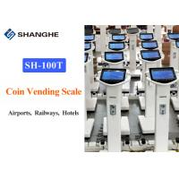 Buy cheap Hotel / Airport Luggage Scale Coin Operated High Measurement Accuracy from wholesalers