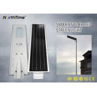 Buy cheap New Design 30W 26AH Integrated Solar Street Light with IP Camera For Parking Lots from wholesalers