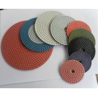 Buy cheap 5 COM/IND GRANITE MARBLE WET DRY POLISHING 8 PAD SET from wholesalers