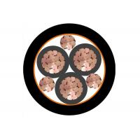 Buy cheap VFD Cable Low Voltage Copper Tape Shielded XLPE/PVC Power Cable from wholesalers