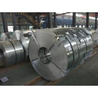 Buy cheap Slit Hot Rolled Galvanized Steel Strip In Coil ( Steel Belt ) from wholesalers