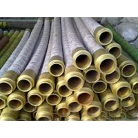 Buy cheap Steel Wire / Fabric Rubber Concrete Pump End Hose Spraying Paint Surface from wholesalers