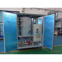 Buy cheap Double Stage Transformer Oil Dehydration Machine from wholesalers