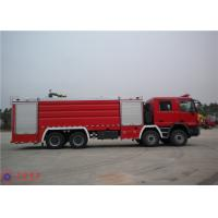 Buy cheap Huge Capacity Fire Fighting Truck Mercedes Chassis With Pressure Combustion Engine product