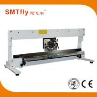 Buy cheap Operate Foolproof V-Cut Pcb Cutting Machine With Round And Linear Blades from wholesalers