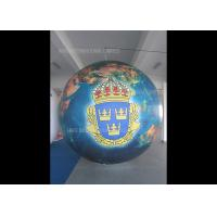 Buy cheap High Luminosity Giant Helium Inflatable Light Led Balloons Indeed High Impact Advertising from wholesalers