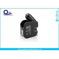 Buy cheap Dual USB Car Wall Charger Socket Adaptor , Multi Port Usb Charger For Car from wholesalers