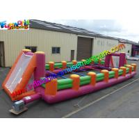 Buy cheap 12m x 6m Inflatable Sports Games Arena Football Court Sport Games from wholesalers
