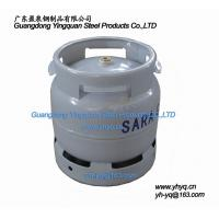 Buy cheap LPG Cylinder 6KG for Cote d'ivoire from wholesalers