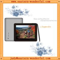 Buy cheap OEM 9.7''RK3066 dual core android pad and 10points IPS screen mini pc android tablet pc from wholesalers