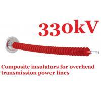 EHV AC Composite Polymer Insulator 330 kV For Electricity Transmission Lines