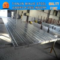 Buy cheap Galvanized Perforated Scaffolding Metal Plank Steel Plank Cat Walk from wholesalers