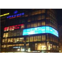 Buy cheap Super Refresh P15.625 Transparent Display Screen For Advertising from wholesalers