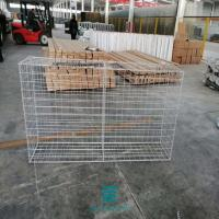 Buy cheap Flood Prevention Welded Wire Mesh Fence Rolls Anti Corrosion Gabion Box from wholesalers