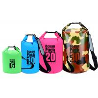 Buy cheap Eco Friendly Fishing Dry Bag Compression Dry Sack Bag With Strap Padded from wholesalers