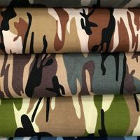 Buy cheap Military Camouflage Printed Fabric from wholesalers