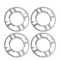 Buy cheap High Performance 5 Lug Rim Universal Wheel Spacers 78 Mm Diameter Cast Aluminum from wholesalers