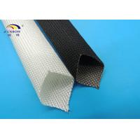 Customized high temperature fiberglass braided insulation for Is fiberglass insulation fire resistant