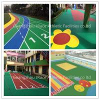 Buy cheap Colorful Granules EPDM Rubber Flooring For Kindergarten And  Children Playground from wholesalers