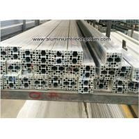 Buy cheap T Slot / Slotled Aluminum Alloy Industry Extrusion Profiles For Industry Assemble from wholesalers
