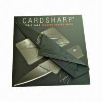 Buy cheap Cardsharp Folding Safety Knife  from wholesalers