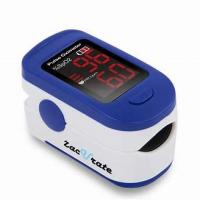 Buy cheap AAA Batteries OLCD Display Sleep Oxygen Sensor 250bpm product
