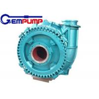 Buy cheap 150E-L warman ah slurry pump 1.8~2844 m3/h Flow Expeller seal Sealing type from wholesalers
