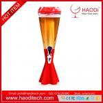 Buy cheap Beer Dispenser Portable Beer Tower Dispenser With LED Lights For MINI Bar KTV from wholesalers