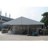 Buy cheap 15m x 15m Fabric Structure Outdoor Exhibition Tents Lightweight For Car Show from wholesalers