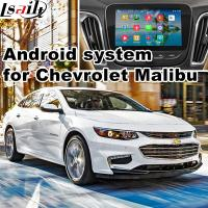 Buy cheap GPS navigation box video interface / Chevrolet Malibu Mirror Link Navigation from Wholesalers