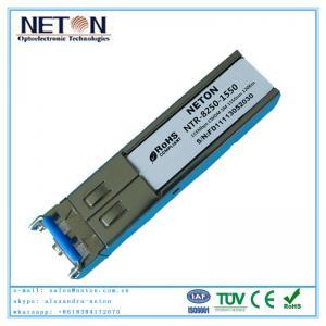 Buy cheap sc connector sfp transceiver 155Mb/s sfp module cwdm sfp 120km sfp optical module product