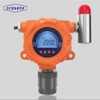 Buy cheap OC-F08 Fixed Carbon Dioxide CO2 gas detector designed with imported sensor from wholesalers