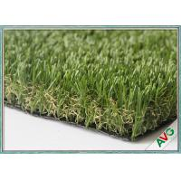 Buy cheap Residential Area Garden Faux Artificial Grass Monofil PE + Curly PPE Material from wholesalers