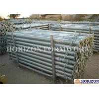 Buy cheap Heavy Duty Scaffolding Steel Prop , 30KN Adjustable Support Prop EN1065 Standard from wholesalers