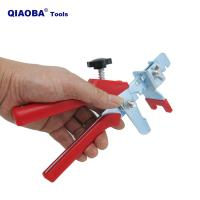 Buy cheap floor tile pliers tiling locator tile leveling system ceramic installation tools pliers from wholesalers