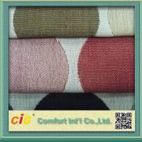 Buy cheap Tear Resistant Polyester Acrylic Upholstery Sofa Fabric / Chenille Fabrics with Beautiful Pattern product