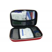 Buy cheap Portable International Travel Medical Kit For Airplane / Vehicle from wholesalers