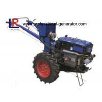 Buy cheap Mini Diesel Good Quality Farm 10HP Small Walking Tractor Hand Operated Electric Start from wholesalers