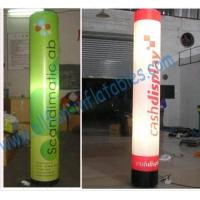 Buy cheap Inflatable Light Tube/Advertising Pole/Promotional Pipe from wholesalers