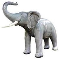 Buy cheap New Design Outdoor Advertising Giant Inflatable Elephant And Grey Inflatable Animals Elephant from wholesalers