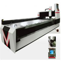 Buy cheap Accuracy 0.02mm V Grooving Machine , 5.5kw Horizontal Slotting Machine from wholesalers
