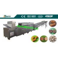 Buy cheap Automatic cereal candy bar making machine / puffed rice making machine from wholesalers