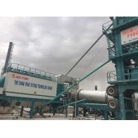 Buy cheap 1500 Model Asphalt Mixing Plant Mobile , Portable Batch Plant With 20T Hot Storage Bin product