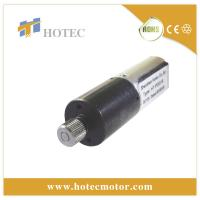 Buy cheap light duty 3mm shaft 16mm micro planetary gear motor from wholesalers