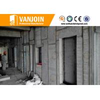 Buy cheap Fire Rated Composite Polystyrene Concrete Wall Panels Sound Insulation from wholesalers