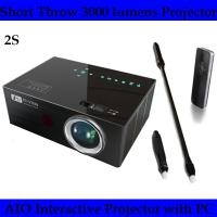 Buy cheap Optical technology Hi-vista home theater pen computer projector with digital board for classroom from wholesalers