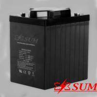 Buy cheap 6V 225Ah lead acid battery for UPS system from wholesalers